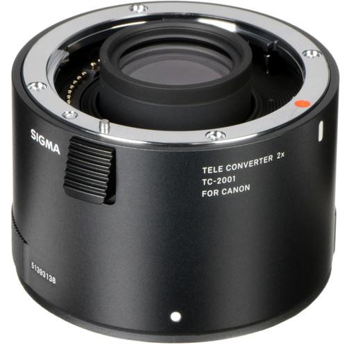 Sigma TC-2001 2x Teleconverter (Canon)