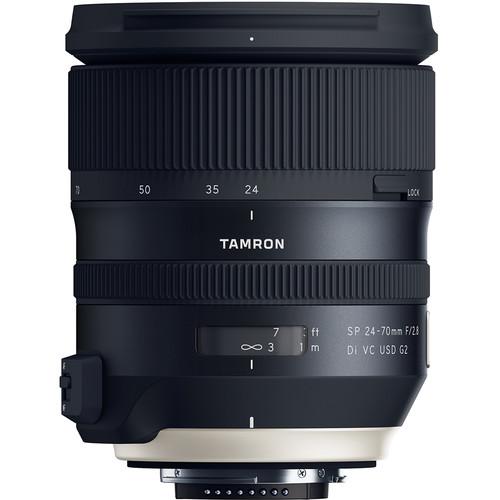 Tamron SP 24-70mm f/2.8 Di VC USD G2 Lens (Nikon F)