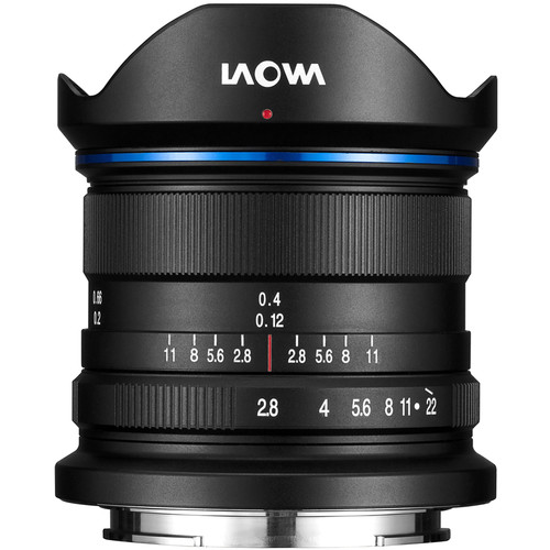 Laowa 9mm f/2.8 Zero-D Lens (Canon EF-M)