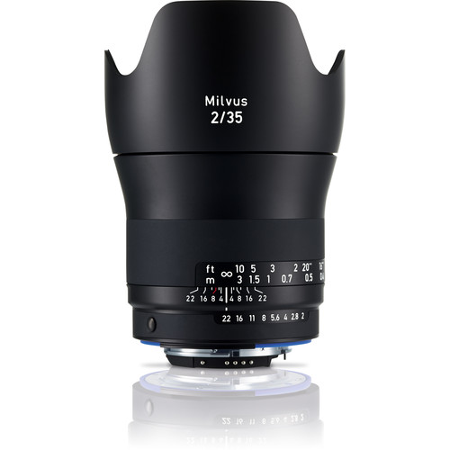 (Promotion) ZEISS Milvus 35mm F2 ZF.2 Lens for Nikon F