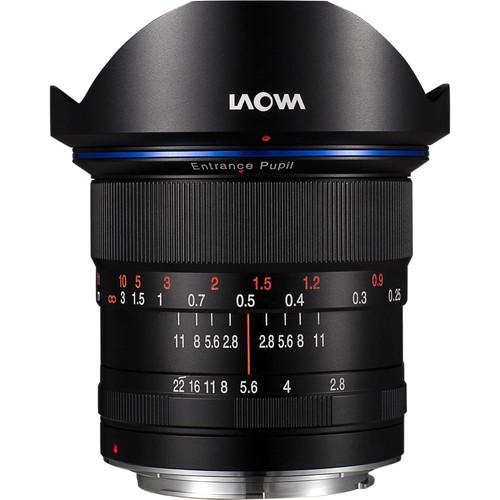 Laowa 12mm f/2.8 Zero-D Lens (Sony E)