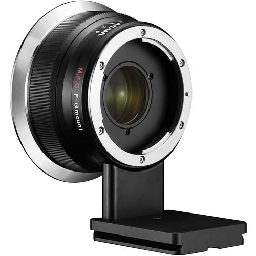Laowa Magic Format Converter MFC (Nikon F to Fujifilm G)