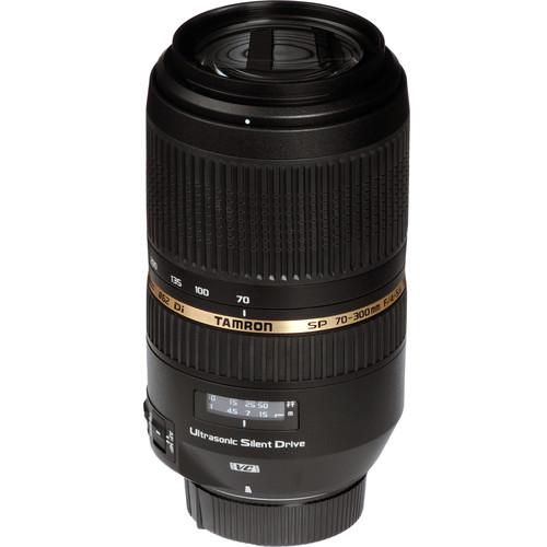 Tamron SP 70-300mm f/4-5.6 Di VC USD (Nikon)
