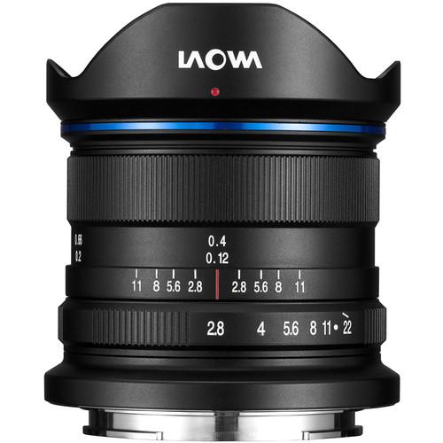 Laowa 9mm f/2.8 Zero-D Lens (Fujifilm X)