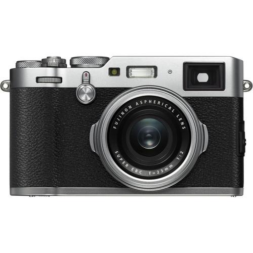 (CNY Deal) Fujifilm X100F (Silver) [Free 32GB SD Card]
