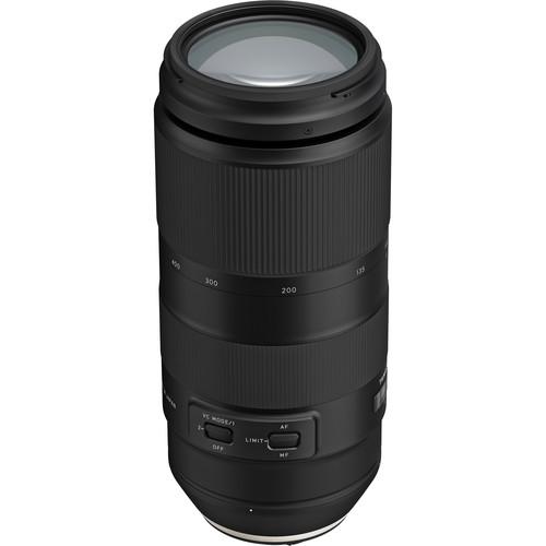 Tamron 100-400mm f/4.5-6.3 Di VC USD Lens (Canon EF)