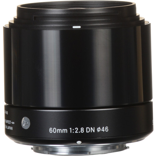 Sigma 60mm f/2.8 DN Art Lens for Sony E (Black)