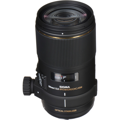 Sigma APO Macro 150mm F2.8 EX DG OS HSM Lens (Canon)