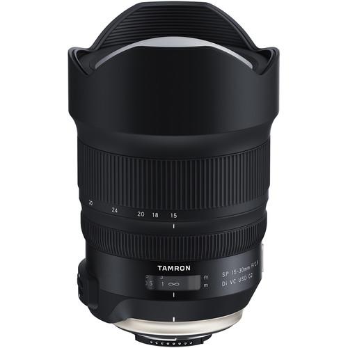 Tamron SP 15-30mm f/2.8 Di VC USD G2 Lens (Nikon F)