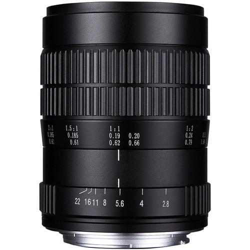 Laowa 60mm f/2.8 2X Ultra-Macro Lens (Nikon)