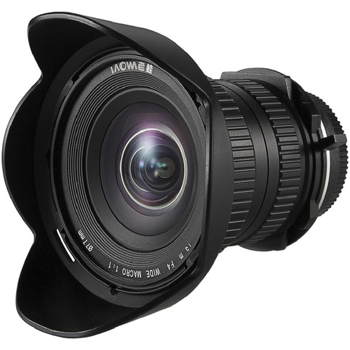 Laowa 15mm F4 Wide Angle Macro Lens (Canon)