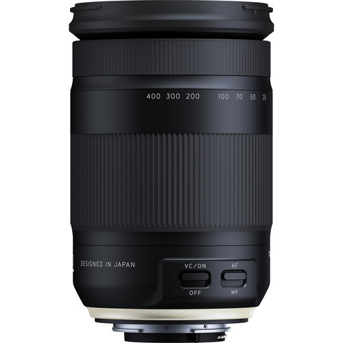 Tamron 18-400mm f/3.5-6.3 Di II VC HLD Lens (Canon)