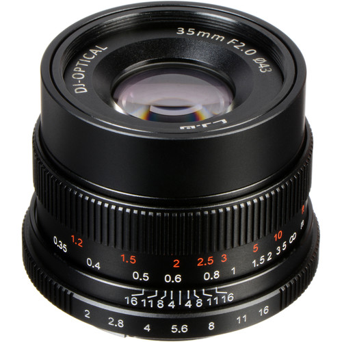 7artisans 35mm F2 For Sony E (Black)