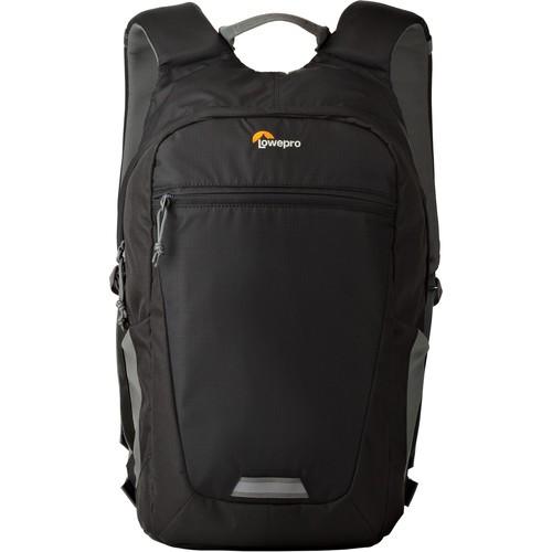 Lowepro Photo Hatchback Series BP 250 AW II Backpack (Black/Gray)