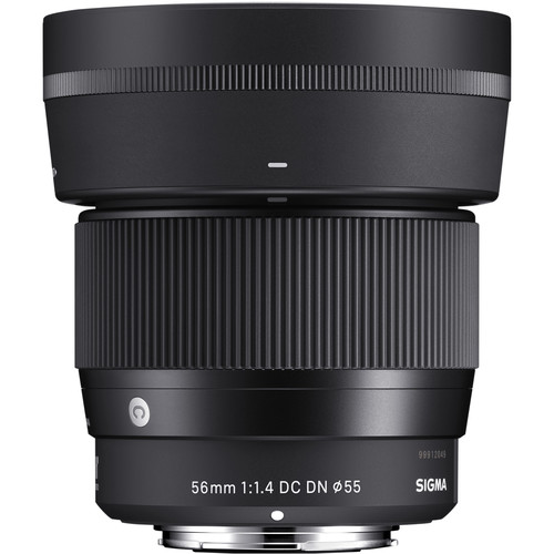 (Promotion) Sigma 56mm F1.4 DC DN Contemporary Lens (Sony)