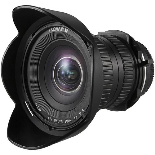 Laowa 15mm F4 Wide Angle Macro Lens (Nikon)