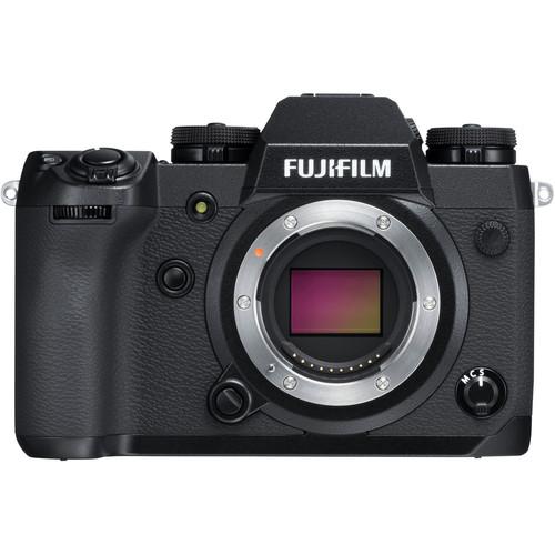 Fujifilm X-H1 (Black) [Free 32GB SD Card]