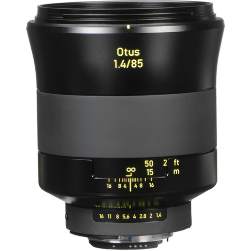 ZEISS Otus 85mm F1.4 ZF.2 Lens for Nikon F