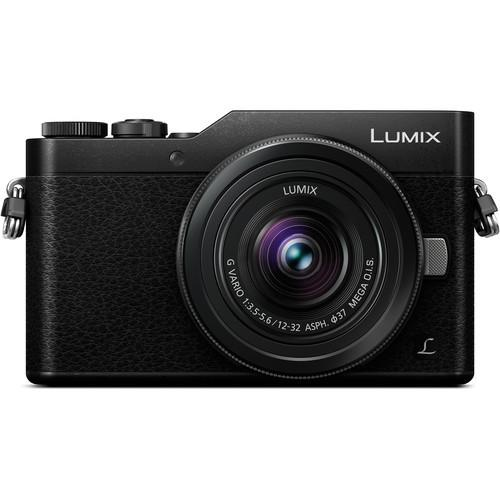 Panasonic DMC-GF9 (Black) + Lumix G Vario 12-32mm f/3.5-5.6 MEGA OIS (Black)