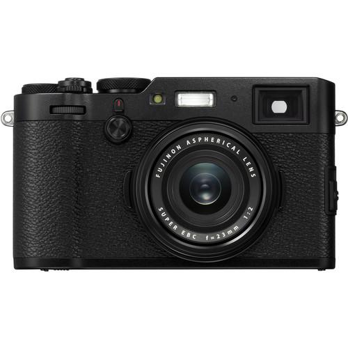 Fujifilm X100F (Black) [Free 32GB SD Card]