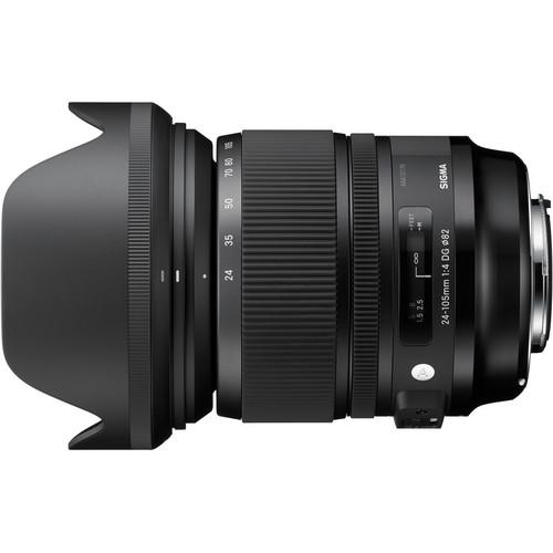 Sigma 24-105mm F4 DG OS HSM Art Lens (Canon)