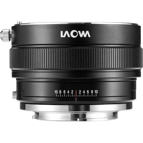 Laowa Magic Shift Converter MSC (Canon EF to Sony E)