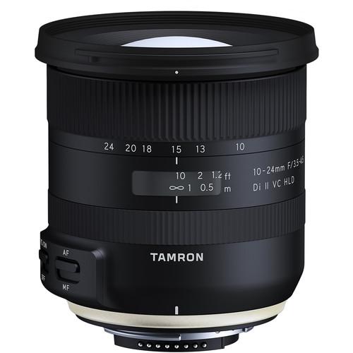 Tamron 10-24mm f/3.5-4.5 Di II VC HLD Lens (Nikon)