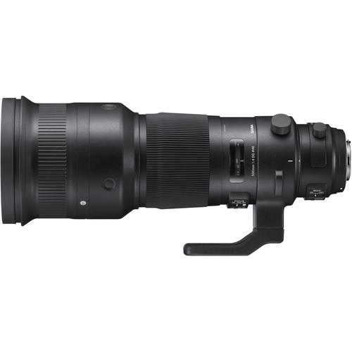 Sigma 500mm F4 DG OS HSM Sports Lens (Canon)