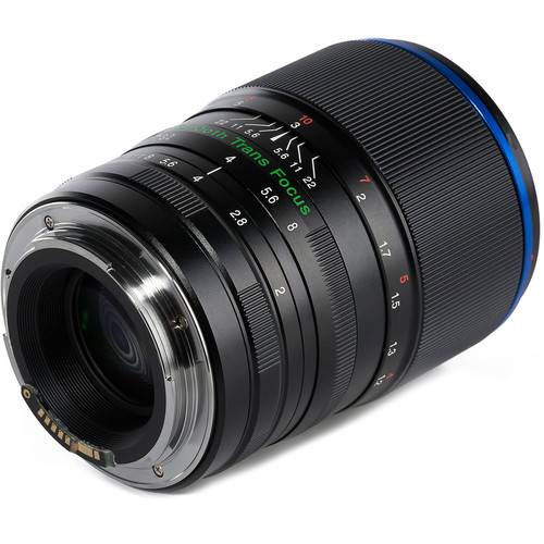 Laowa 105mm f/2 Smooth Trans Focus Lens (Canon)