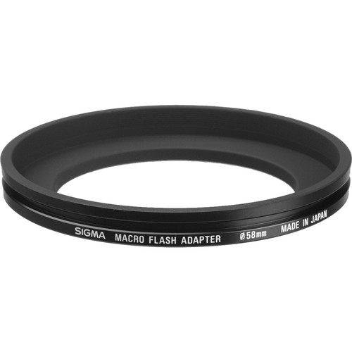 Sigma 58MM Adapter Ring for EM-140