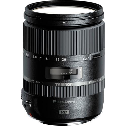 Tamron 28-300mm f/3.5-6.3 Di VC PZD Lens (Canon)