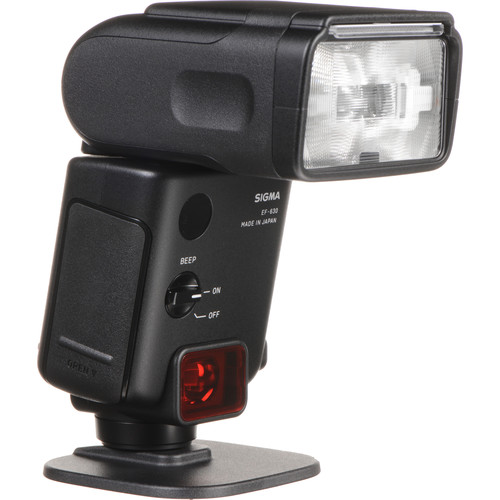 Sigma EF-630 Electronic Flash (Canon)