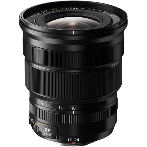 Fujifilm XF 10-24mm F4 R