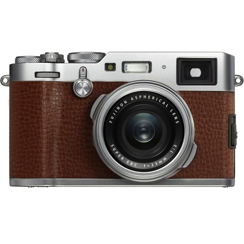 (CNY Deal) Fujifilm X100F (Brown) [Free 32GB SD Card]