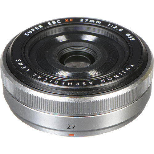 Fujifilm XF 27mm F2.8 R