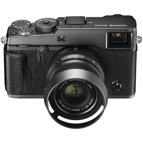 Fujifilm X-Pro 2 (Graphite Silver) + XF 23mm f/2 R WR (Graphite Silver) [Free 32GB SD Card]