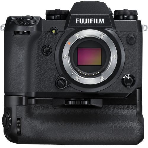 Fujifilm X-H1 Battery Grip Kit (Black) [Free 32GB SD Card]