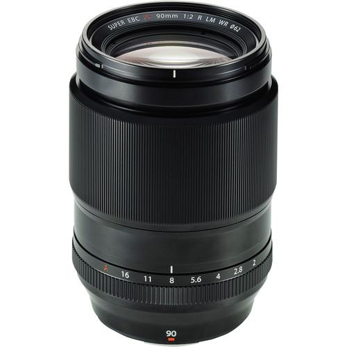Fujifilm XF 90mm F2 LM WR