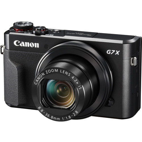 Canon POWERSHOT G7X Mark II [Free 16GB SD Card]