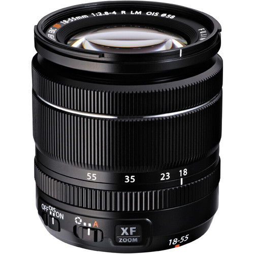 Fujifilm XF 18-55mm F2.8-4 R