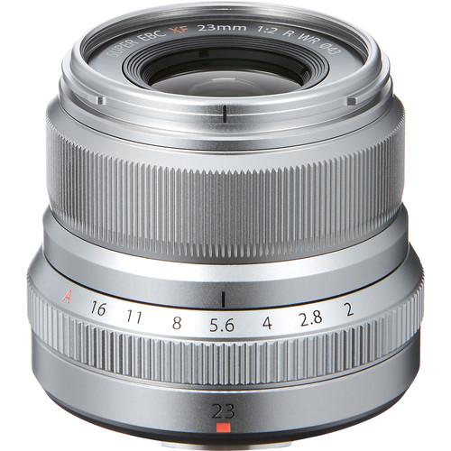 Fujifilm XF 23mm F2 R WR (Silver)