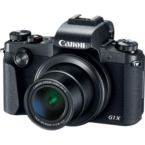 Canon POWERSHOT G1X Mark III [Free 16GB SD Card]
