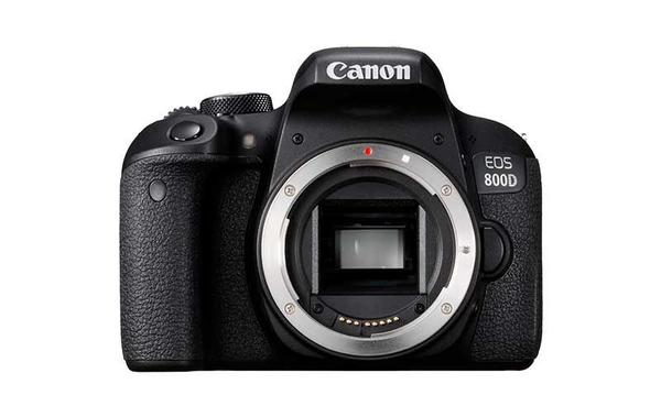 Canon 800D (Body) [Free 32GB SD Card + Camera Bag]