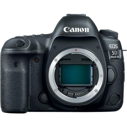 (PROMO) Canon EOS 5D Mark IV (Body) [Free SanDisk ExtremePro 64GB SD Card]