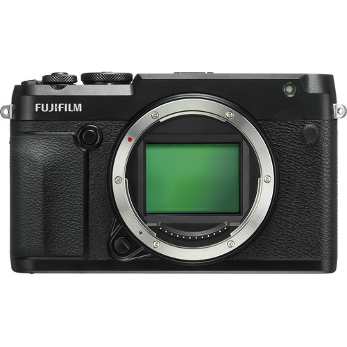 (Promotion) Fujifilm GFX 50R Medium Format Mirrorless Camera [Free 32GB SD Card UHS-II]