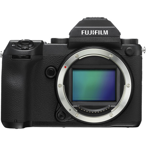 Fujifilm GFX 50S Medium Format Mirrorless Camera [Free 32GB SD Card UHS-II]
