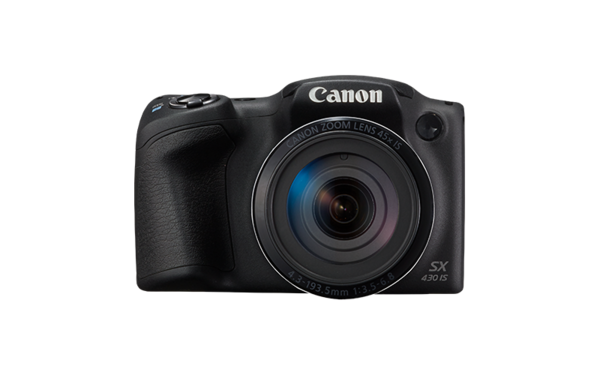 Canon POWERSHOT SX430IS [Free 16GB SD Card]