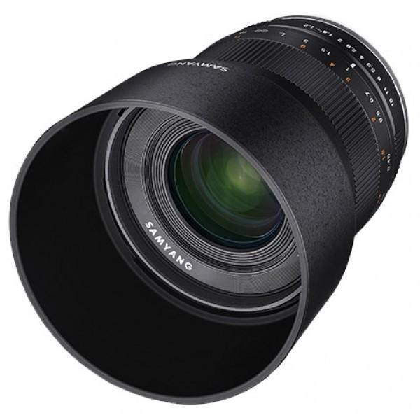 Samyang 35mm F1.2 ED AS UMC CS Lens for Canon M (Black)