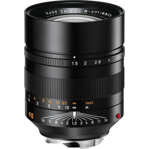 (Pre-Order) Leica 90mm F1.5 Summilux-M ASPH.