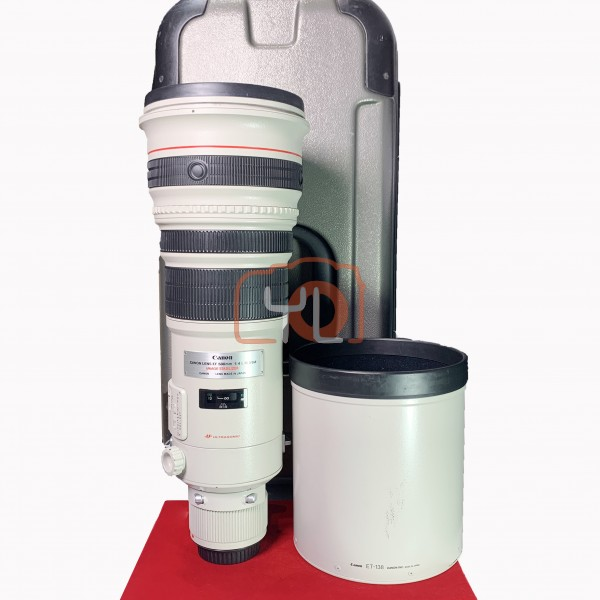 [USED-PJ33] Canon 500mm F4 L IS USM EF, 95% Like New Condition (S/N:28082)
